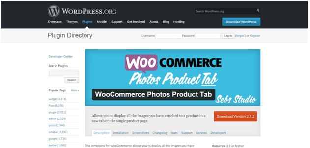 how to add new tab in woocommerce